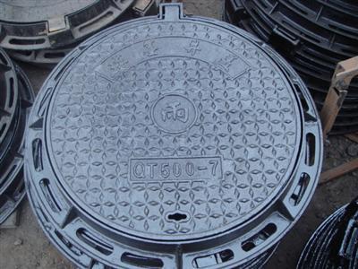 福州铸铁井盖厂