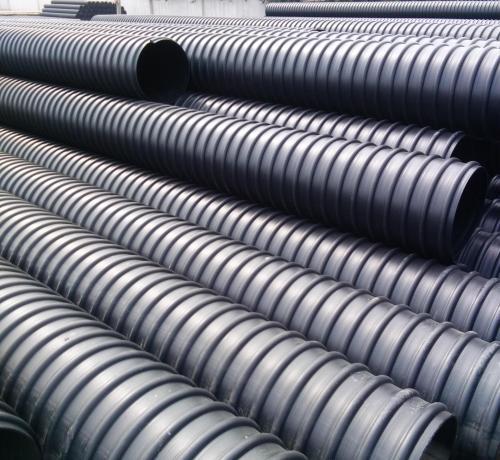 福州HDPE聚乙烯钢带增强缠绕管