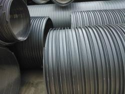 塑钢型缠绕管