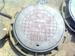 球墨铸铁电力井盖