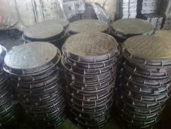 球墨铸铁井盖厂家
